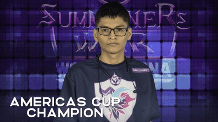 campeao-copa-america-summoners-war Peruano é campeão da Copa América de Summoners War 2018