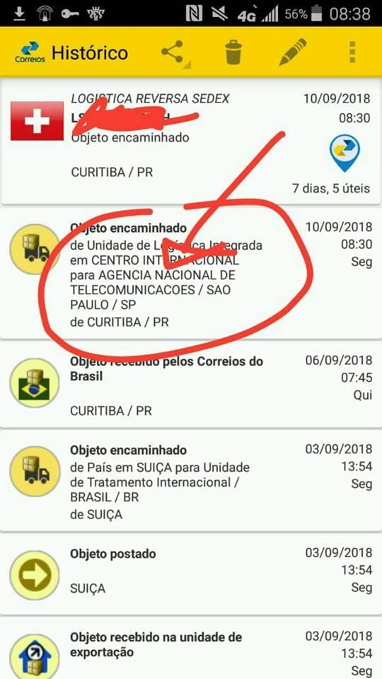 celular-encaminhado-anatel Novo Terrorismo do Governo: ANATEL também quer taxar celulares importados