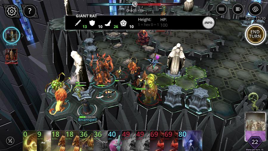 chaos-reborn-adventures Chaos Reborn Adventures é um RPG dos mesmos estrategistas de X-COM