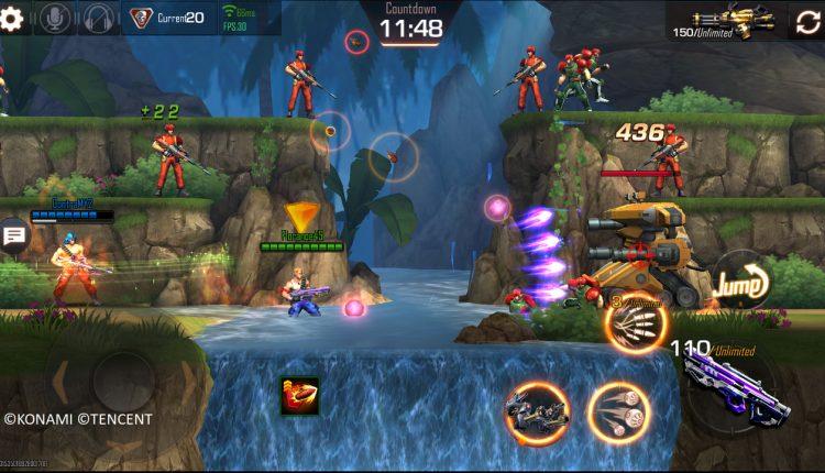 contra-return-pre-register-sea-live-3-750x430 Novos Jogos para Android da semana #38 (setembro de 2018)