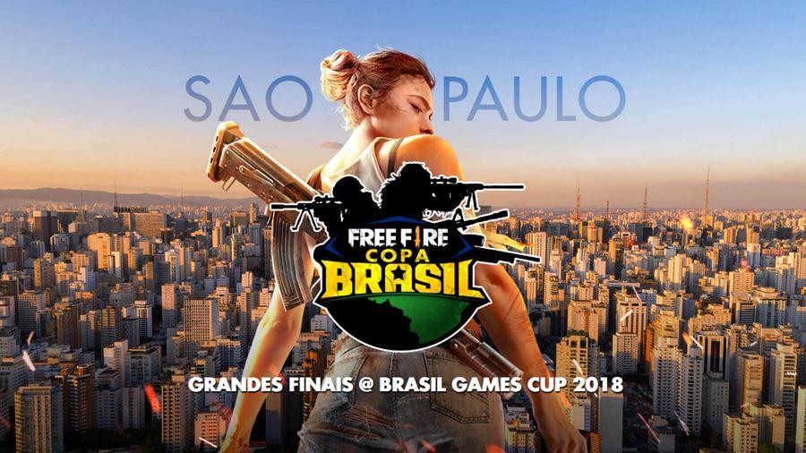 Final da Copa Brasil de Free Fire foi marcada por problemas