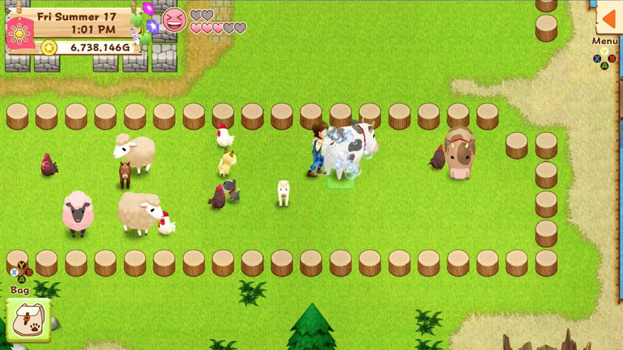 harvestmoon-android-iphone-1 Harvest Moon: Light of Hope chega aos celulares Android e iOS