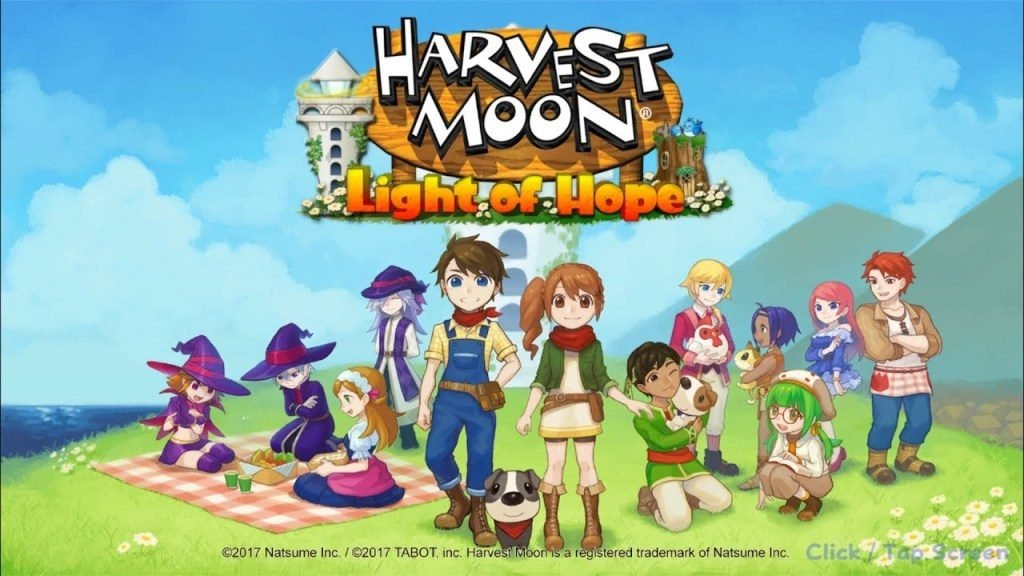 harvestmoon-android-iphone-1024x576 Harvest Moon: Light of Hope chega aos celulares Android e iOS