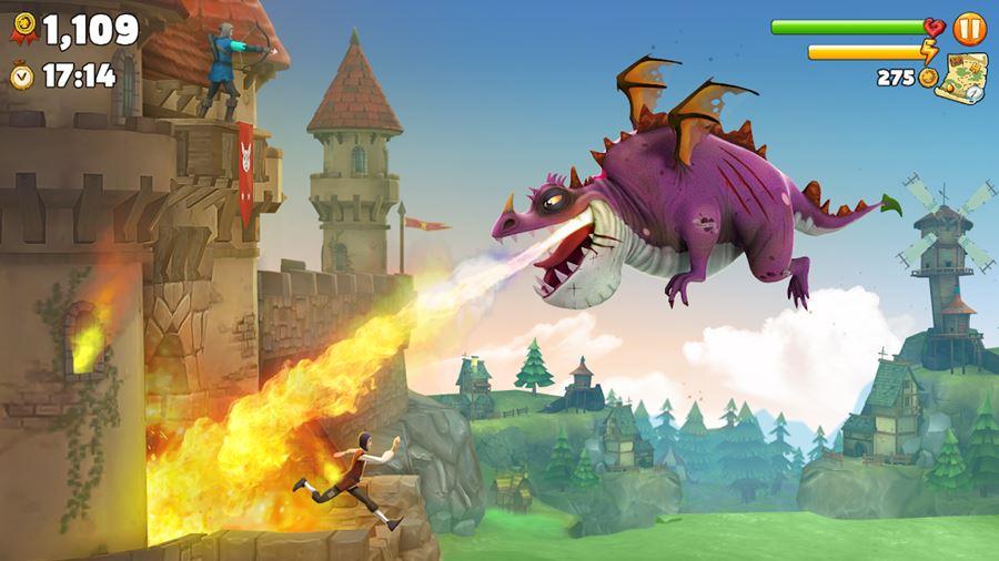 hungry-dragon-novos-jogos-android 25 Melhores Jogos Android Gratis 2018 - parte 2