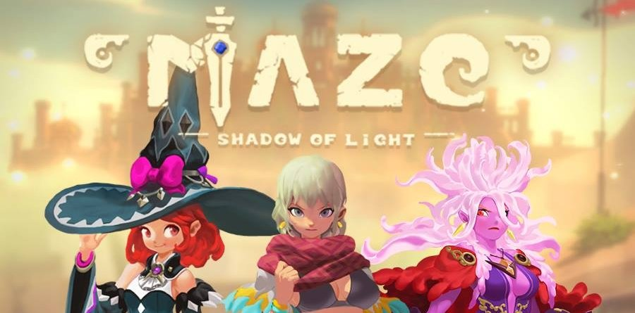 maze-shadow-of-light-android-iphone-1 Maze Shadow of Light: Um RPG de ação que vale a pena conferir