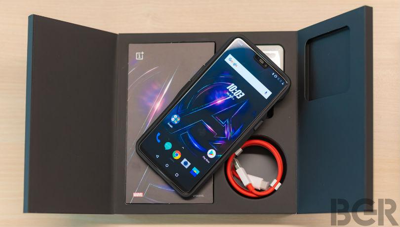 oneplus-6-marvel-avengers-lead OnePlus 6, Xiaomi Mi8 e mais: Celulares Chineses em Promoção