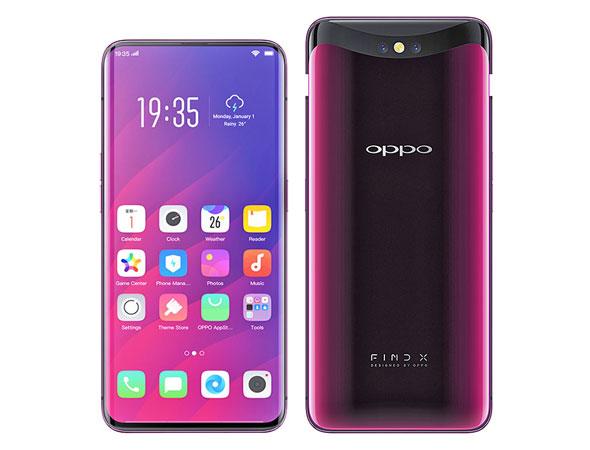 oppo-find-x-1 OnePlus 6, Xiaomi Mi8 e mais: Celulares Chineses em Promoção