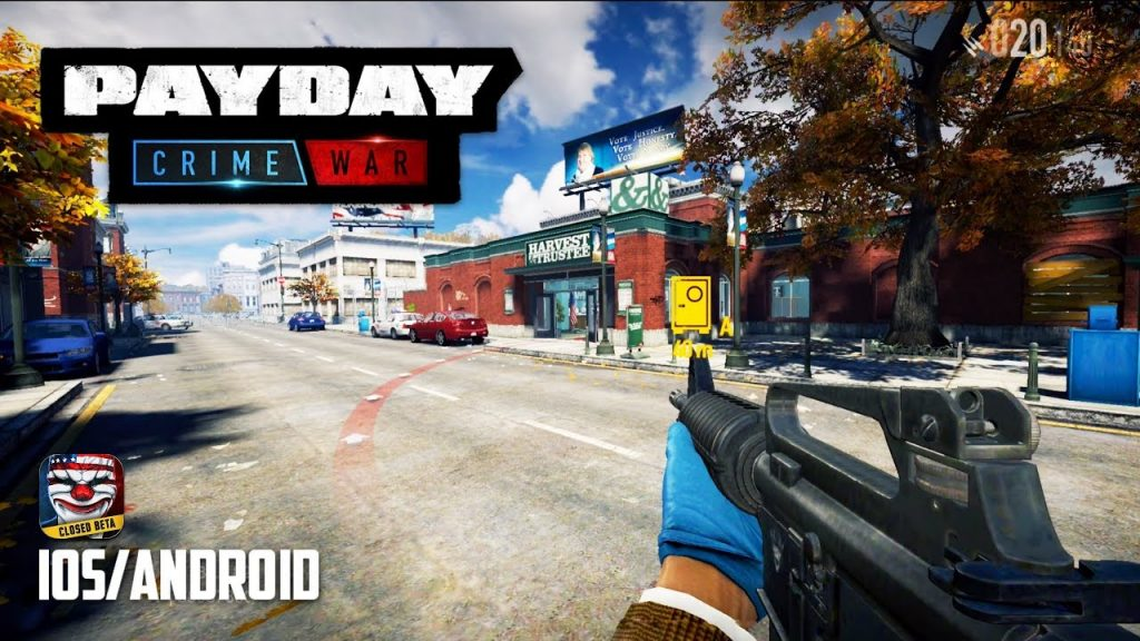 payday-crime-war-android-iphone-1024x576 PAYDAY Crime War: começou o beta! Veja a Gameplay (Android e iOS)