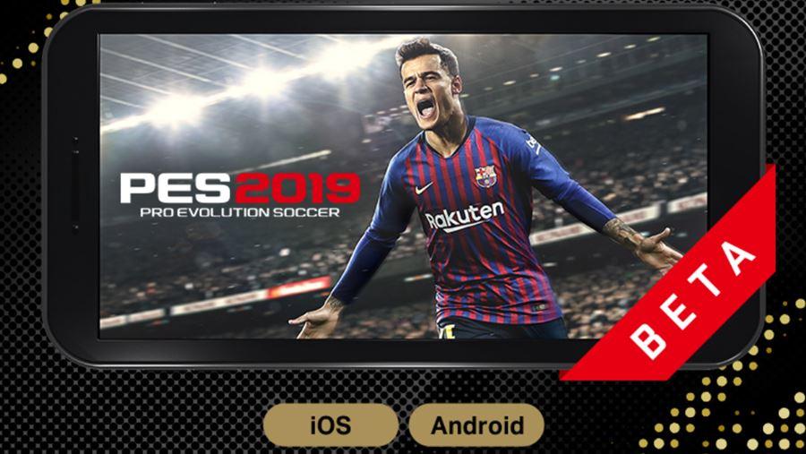 pes-2019-mobile-teste-beta-como-fazer-pre-registro PES 2019 Mobile: Veja como se inscrever no pré-registro para o beta