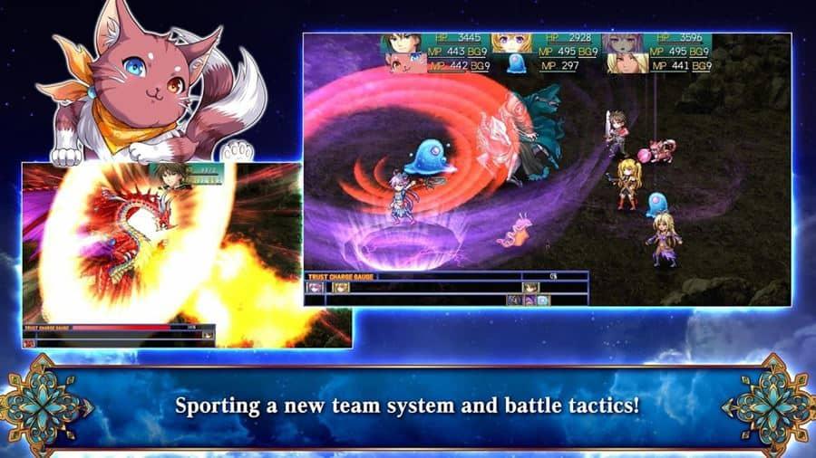 RPG-Asdivine-Hearts-2 25 Jogos Offline para Android 2018 - parte 8