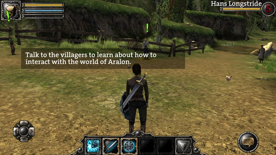aralon-1-android Aralon: RPG 3D está de GRAÇA no Android