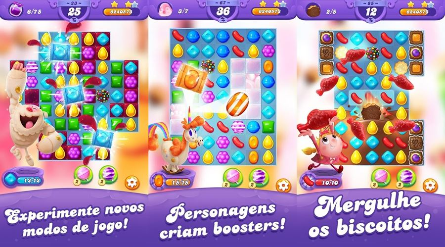 candy-crush-friends-android 25 Melhores Jogos Android Gratis 2018 - parte 2