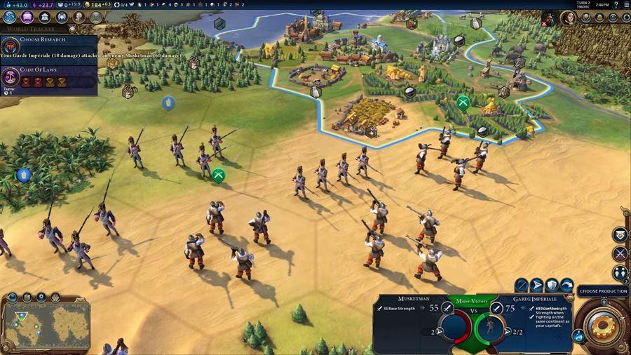 civilization-6-iphone Civilization VI recebe  atualização e fica compatível com iPhones