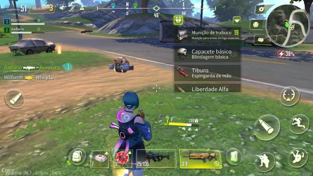 "cyber-hunter-android-ios-1024x576 Cyber Hunter: Novo ""Fortnite"" para Android iOS! Já disponível!"