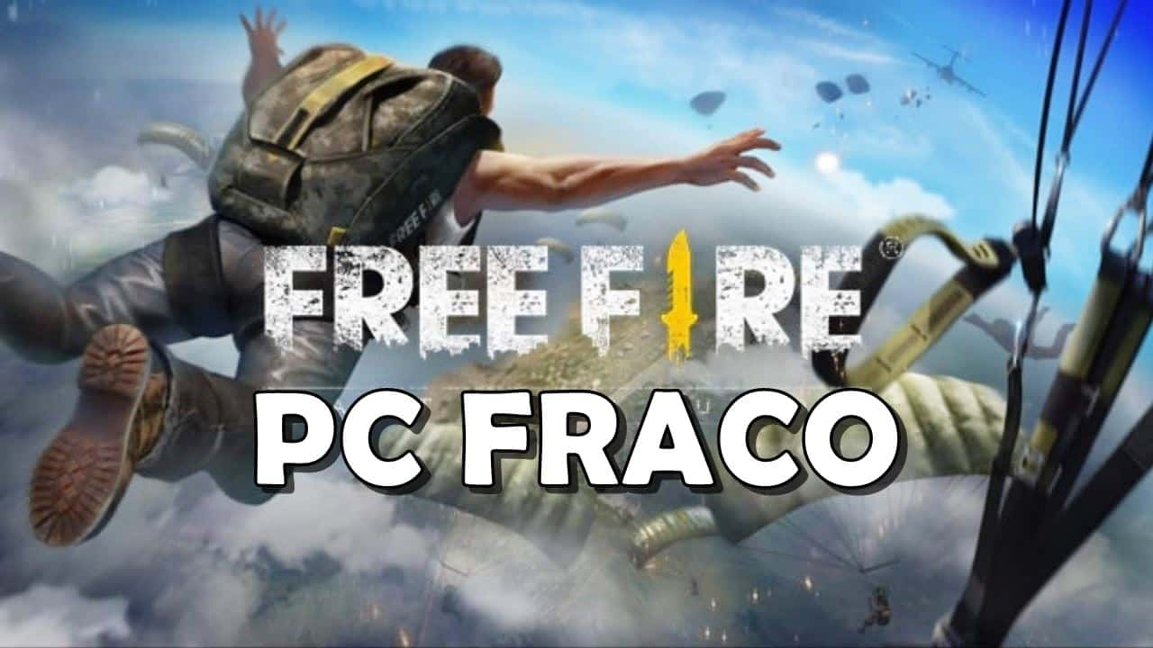 descargar e instalar free fire gratis para pc