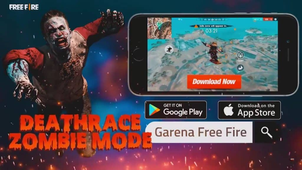 free-fire-modo-noite-zumbis-1024x576 Free Fire vai ganhar modo zumbi à noite (Zombie Mode)