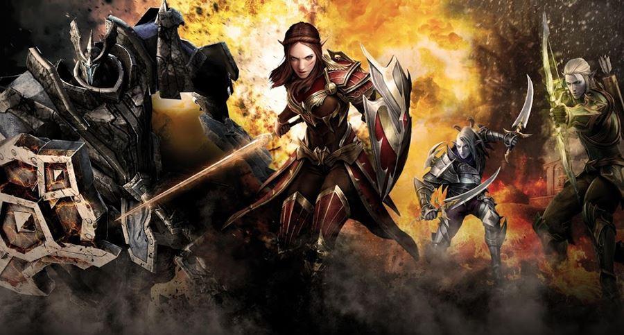 "lineage-2-dark-legacy Lineage II: Dark Legacy é um ""gacha game"" decepcionante"