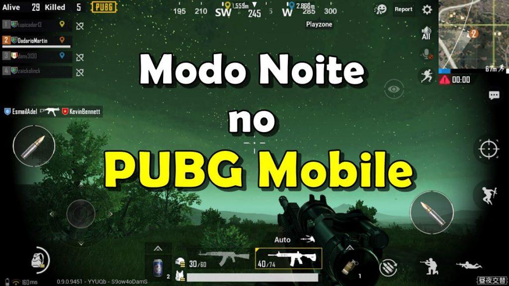 modo-noite-pubg-mobile-google-play-app-store-1024x576 PUBG Mobile com Modo Noturno e mais: veja as novidades da atualização 0.9.0