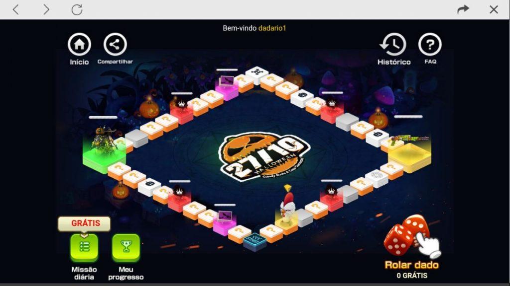 Free Fire: como jogar o Monopoly que existe dentro do game