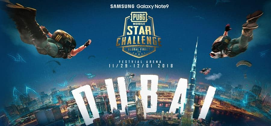pubg-mobile-star-challenge-campeonato-mundial PUBG Mobile Star Challenge: BRK vai representar o Brasil na final mundial