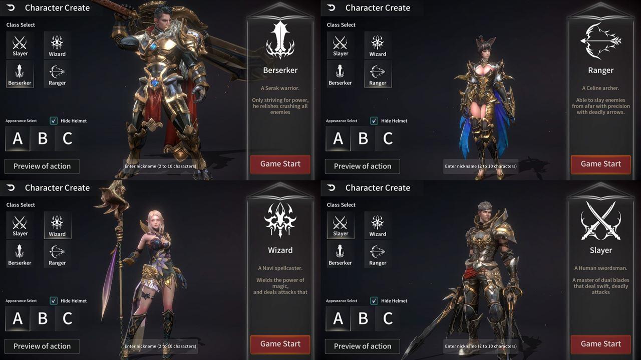 RebirthM: Dicas e Guia para o MMORPG da Caret Games - Mobile