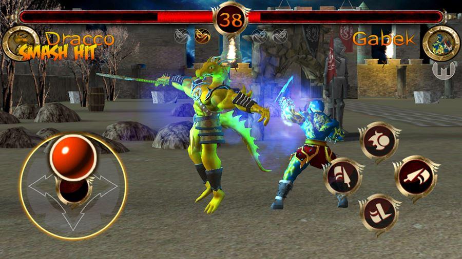 terra-fighter-android Terra Fighter: Jogo tosco de luta (pago mas está de graça no Android)