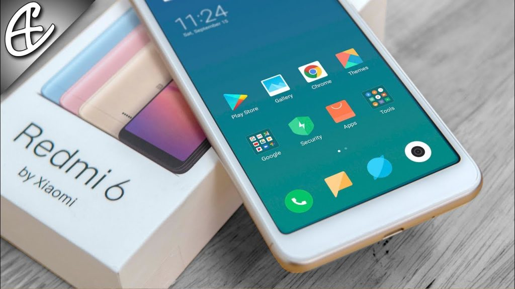 xiaomi-redmi-6-1024x576 Melhores Celulares da Xiaomi de 2018 (de R$ 500 até R$ 2 mil)