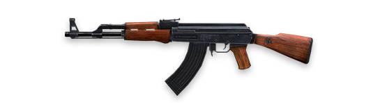 AK-free-fire Fire Fire Armas: Os Melhores Rifles de Assalto (assault rifles - AR)