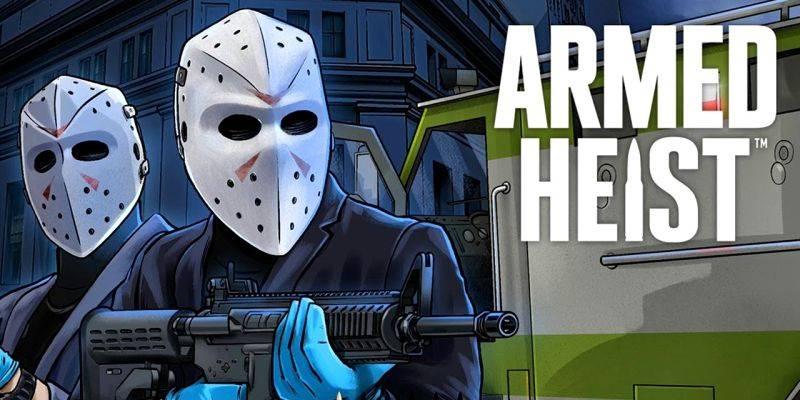 Armed-Heist-android-ios Armed Heist: jogo de tiro chega ao Android (APK)