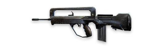 FAMAS-free-fire Fire Fire Armas: Os Melhores Rifles de Assalto (assault rifles - AR)
