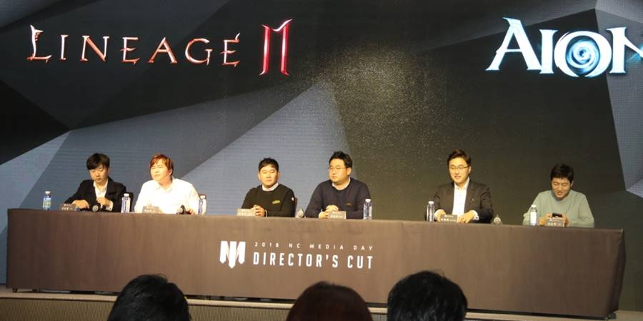 NCsoft-Media-Day-2018-photo NC Media Day 2018: Aion 2, Lineage 2M e mais novos jogos para celular