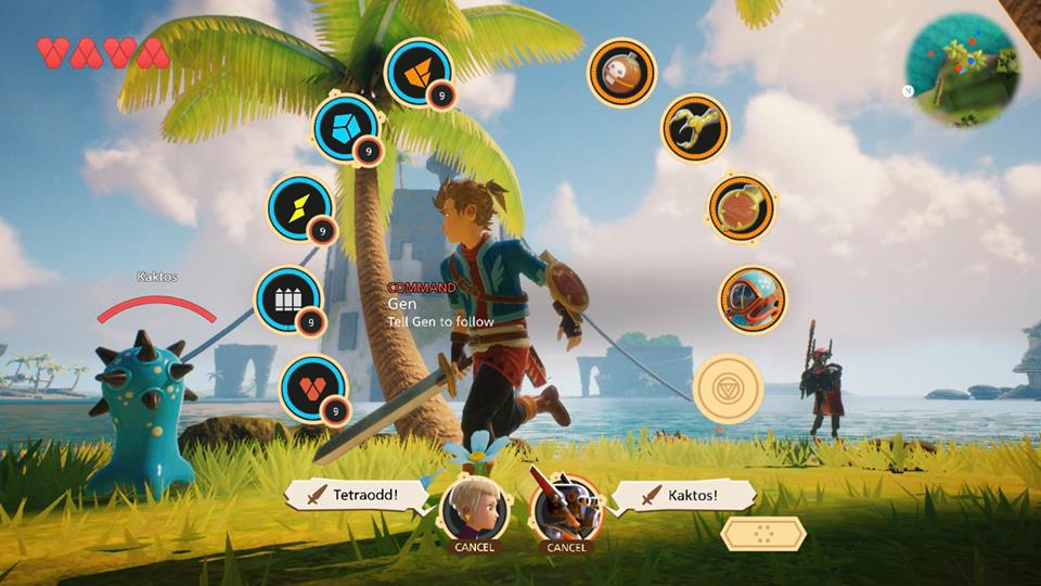 Oceanhorn-2-android-iphone-6 Oceanhorn 2 chega ao iOS como exclusivo do Apple Arcade