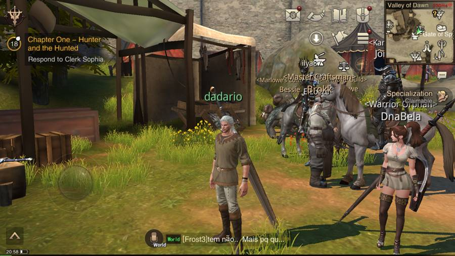 Rangers-of-Oblivion-Android-APK-2 Rangers of Oblivion chega globalmente ao Android e iOS