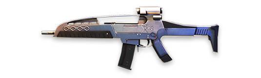 XM8-free-fire Fire Fire Armas: Os Melhores Rifles de Assalto (assault rifles - AR)