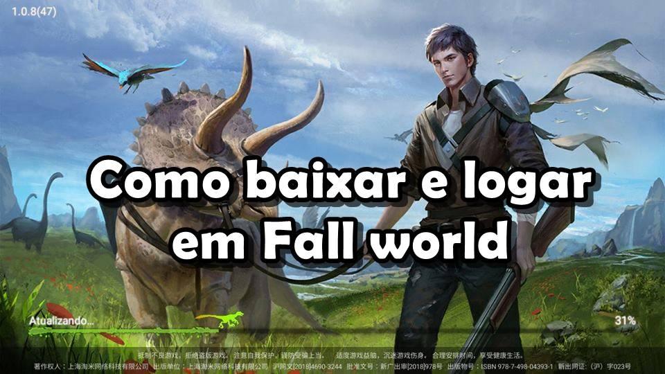 """fall-world-android Fall World: Como Baixar e Jogar o """"clone"""" de Durango (APK)"""