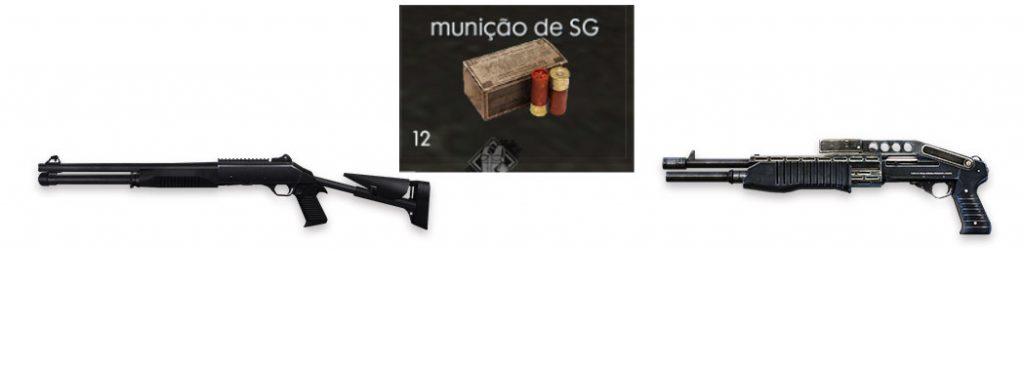 free-fire-armas-municoes-espingardas-shoot-gun-1024x371 Free Fire: Armas e suas Munições
