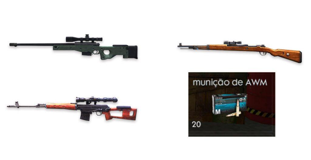free-fire-armas-municoes-sniper-awm-1024x529 Free Fire: Armas e suas Munições