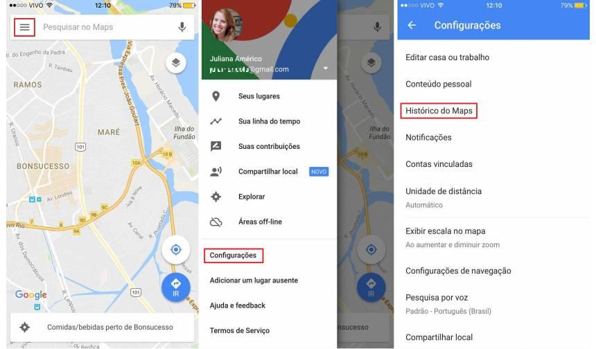 mapas-google-historico-localizacao O Zepeto está te espionado? Rumor viral deixa usuários em pânico