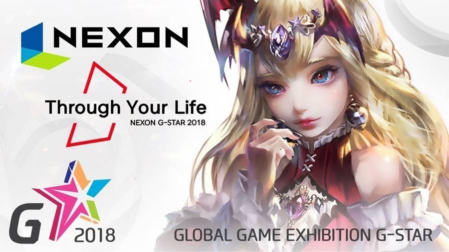 nexon-presentation-g-star-2018 Nexon anuncia 12 novos jogos para celular na G-Star 2018