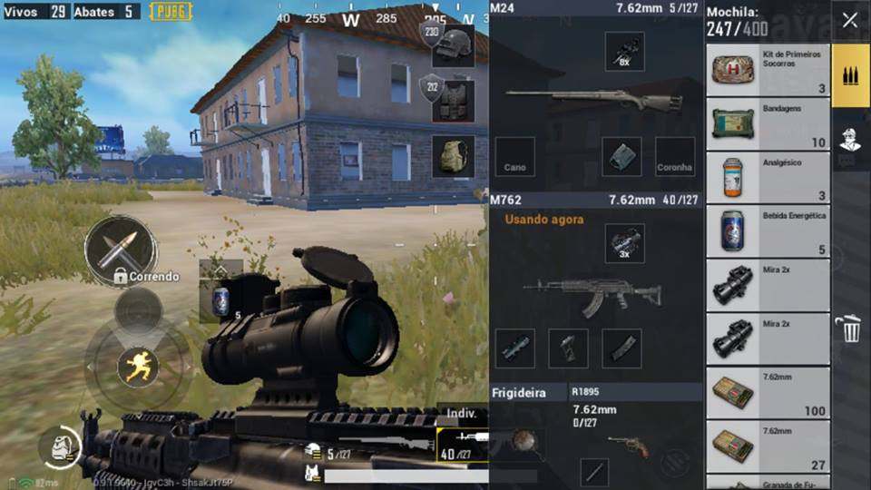 "pubg-mobile-armas-grips PUBG Mobile: 7 Erros que Todo ""Noob"" Faz"
