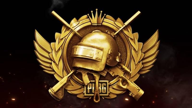 pubg-mobile-golden-logo PUBG Mobile foi o game que mais lucrou em abril; Free Fire não aparece no top 10