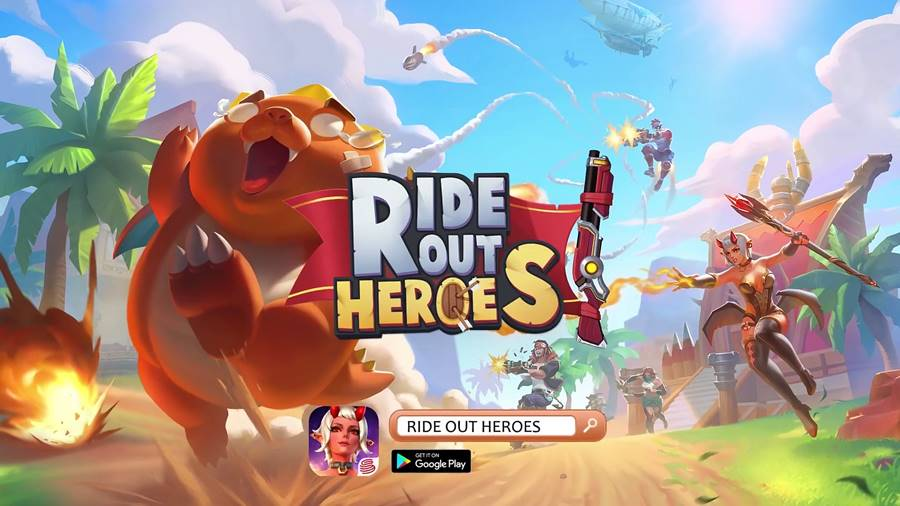 ride-out-heroes-3 Ride Out Heroes: novo Battle Royale da NetEase (Android e iOS)