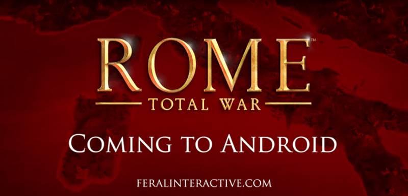 rome-total-war-android Rome: Total War será lançado também no Android