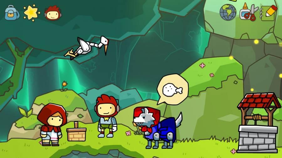 scribblenauts-unlimited Black Friday: Jogos Pagos no Android por R$ 3 ou menos (promoção)