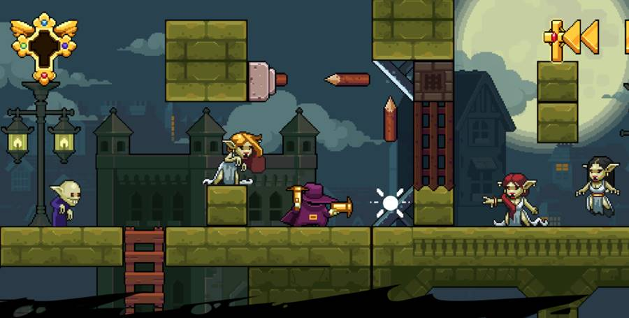 turn-undead-2-android-iphone-offline-game Turn Undead 2 - Jogo offline grátis para Android e iOS