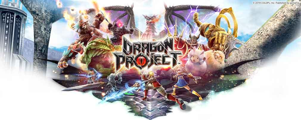 Dragon-Project-Key-Art Dragon Project: RPG de Ação adiciona Novos Recursos em Recente Atualização