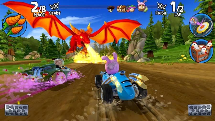 beach-buggy-racing2-2 Beach Buggy Racing 2: jogo de kart é lançado para Android