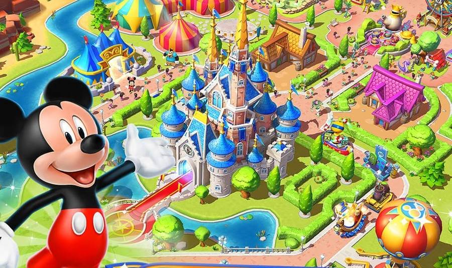 disney-magic-kingdoms-gameloft Jogo da Disney e Gameloft já rendeu mais de R$ 400 milhões