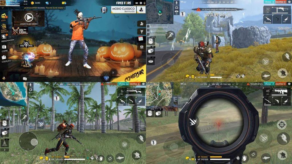 free-fire-imagens-1024x576 Os 25 Melhores Jogos de Guerra para Android e iPhone