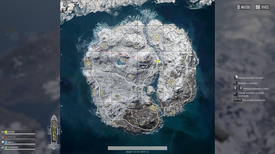 mapa-neve-pubg-mobile-vikendi-pc PUBG Mobile: Mapa da Neve (Vikendi) chega no dia 20 de dezembro